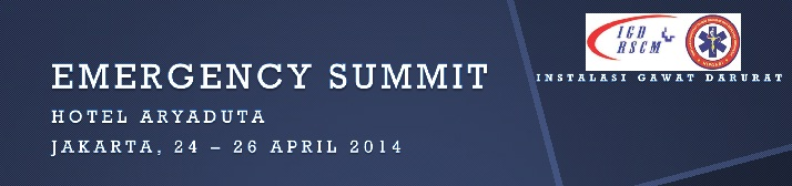 EMERGENCY SUMMIT 2014