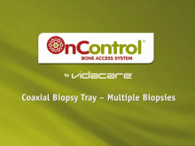 OnControl Powered Bone Access coaxial